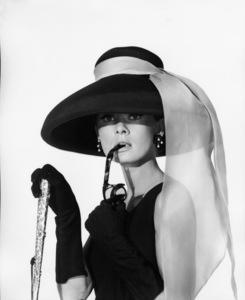 Audrey Hepburn1961Photo by Bud Fraker** I.V. - Image 0033_2425