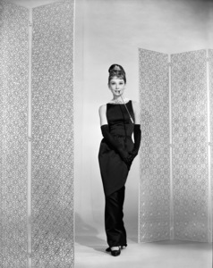 "Audrey Hepburn in ""Breakfast at Tiffany"