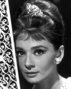 Audrey Hepburn , 1961.Photo By Bud Fraker/ **I.V. - Image 0033_2430