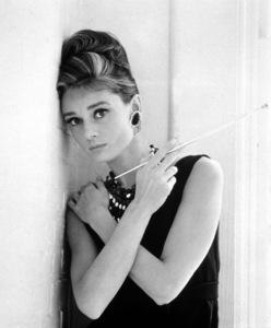 "Audrey Hepburn""Breakfast At Tiffany"