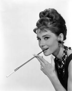 Audrey Hepburn , 1961.Photo By Bud Fraker/ **I.V. - Image 0033_2447