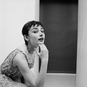 Audrey Hepburncirca 1954© 2007 Mark Shaw - Image 0033_2500
