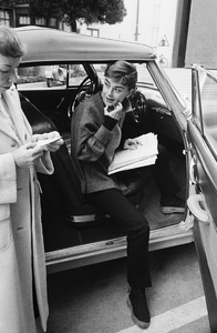 Audrey Hepburn1953© 2000 Mark Shaw - Image 0033_2506