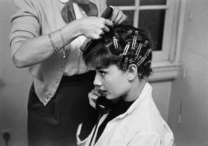 Audrey Hepburn1953© 2000 Mark Shaw - Image 0033_2514
