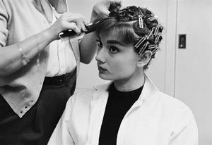 Audrey Hepburn1953© 2000 Mark Shaw - Image 0033_2516