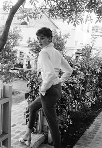 Audrey Hepburn1953© 2007 Mark Shaw - Image 0033_2537