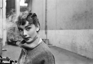 Audrey Hepburn1953© 2007 Mark Shaw - Image 0033_2543