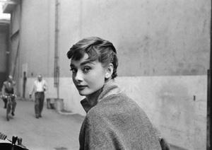 Audrey Hepburn1953© 2000 Mark Shaw - Image 0033_2558
