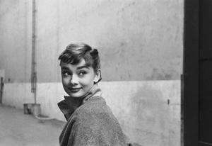Audrey Hepburn1953© 2000 Mark Shaw - Image 0033_2559