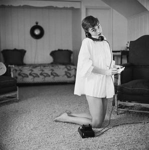 Audrey Hepburn1954 © 2000 Mark Shaw - Image 0033_2578