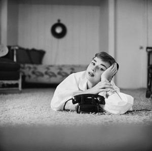 Audrey Hepburn1953© 2000 Mark Shaw - Image 0033_2586