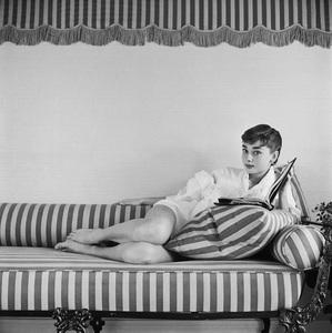Audrey Hepburn1953© 2000 Mark Shaw - Image 0033_2589