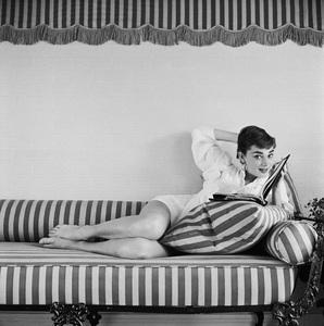 Audrey Hepburn1953© 2000 Mark Shaw - Image 0033_2591