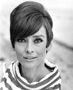 Audrey Hepburn portrait, 1960s, I.V. - Image 0033_2631