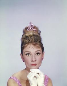 "Audrey Hepburn in ""Breakfast at Tiffany"