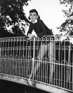 """""""Love In the Afternoon"""" Audrey Hepburn1957** I.V. - Image 0033_2648"""