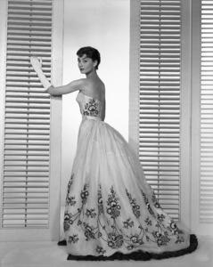 """""""Sabrina""""Audrey Hepburn1954Photo by Bud Fraker** I.V.C. - Image 0033_2658"""