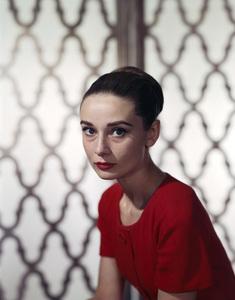 Audrey Hepburn1959© 1978 Wallace Seawell - Image 0033_2661