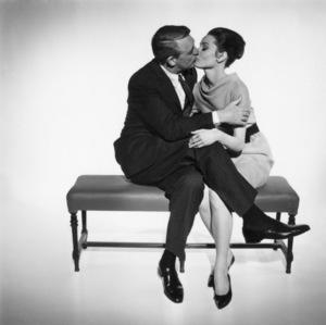 """Charade""Cary Grant, Audrey Hepburn1963** I.V. - Image 0033_2666"
