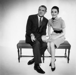 """Charade""Cary Grant, Audrey Hepburn1963** I.V. - Image 0033_2668"