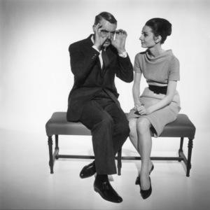 """Charade""Cary Grant, Audrey Hepburn1963** I.V. - Image 0033_2669"