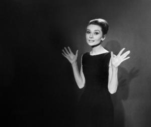 """Charade""Audrey Hepburn1963** I.V. - Image 0033_2672"