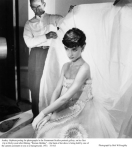 Audrey Hepburn, 1953. © 1978 Bob Willoughby - Image 0033_4008