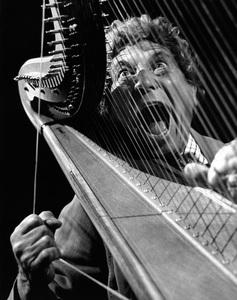 Harpo Marxcirca 1950sPhoto by Gabi Rona - Image 0034_0100