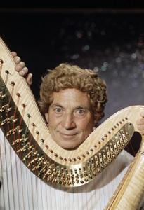 Harpo Marx1960 © 1978 Gene Howard - Image 0034_0112