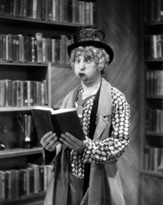 "Harpo Marx in ""Horse Feathers"" 1932 Paramount ** I.V. - Image 0034_0113"