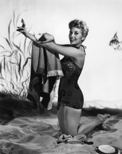 Kim Novakcirca 1955 Photo by Coburn - Image 0036_0431