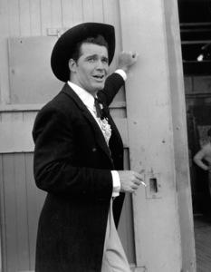 "James GarnerIn charater for the Television show ""Maverick""circa 1960Photo by Joe Shere - Image 0037_0791"