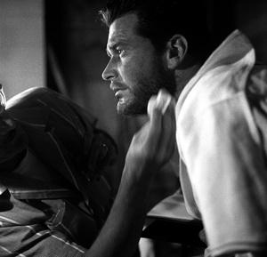 "James Garner on the set of ""Maverick""1958 © 1978 Sid Avery - Image 0037_0798"