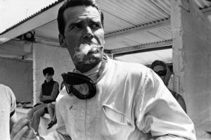 "James Garner during the making of ""Grand Prix""1966** J.C.C. - Image 0037_0844"