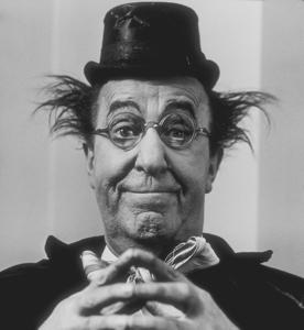 "Ed Wynn in ""The Perfect Fool,"" 1959. © 1978 Sid Avery MPTV - Image 0039_0011"