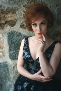 Gina Lollobrigidain Acapulco Mexico1959 © 1978 Sid Avery - Image 0041_0440