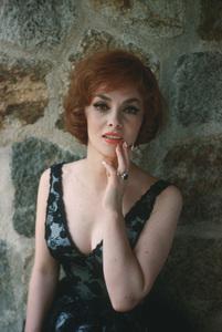 Gina Lollobrigidain Acapulco Mexico1959 © 1978 Sid Avery - Image 0041_0441