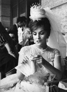 """Come September""Gina Lollobrigida1961 Universal Pictures © 1978 Leo Fuchs - Image 0041_2041"