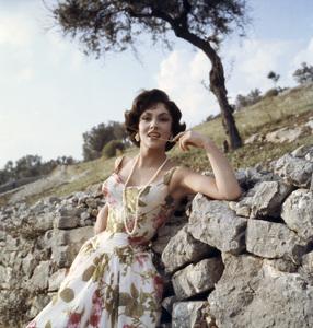 Gina Lollobrigidacirca 1960s © 1978 Leo Fuchs - Image 0041_2047