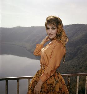 Gina Lollobrigidacirca 1960s © 1978 Leo Fuchs - Image 0041_2048