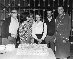 Gina Lollobrigida, Rock Hudson, Leo Fuchs and Sylviane Fuchscirca 1960s © 1978 Leo Fuchs - Image 0041_2050