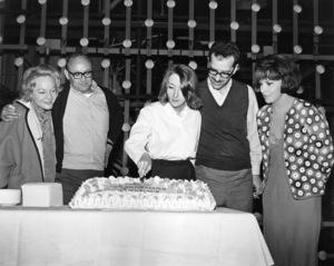 Gina Lollobrigida, Sylviane Fuchs and Leo Fuchscirca 1960s © 1978 Leo Fuchs - Image 0041_2051