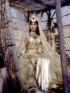 """Solomon and Sheba""Gina Lollobrigida1959 United Artists © 1978 Leo Fuchs - Image 0041_2052"