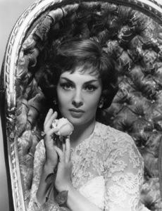 Gina Lollobrigidacirca 1950s** B.L. - Image 0041_2053