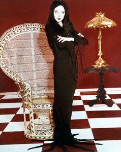 """Carolyn Jones from """"The Addams Family""""1965 - Image 0042_0100"""