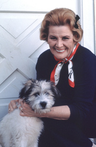 Rose  Marie at home Feb. 1970 © 1978 Gene Trindl - Image 0044_0007