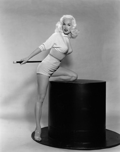 """Untamed Youth""Mamie Van Doren1957 Warner BrothersPhoto by Bert Six - Image 0048_0022"
