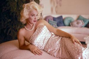 Mamie Van DorenAt Homec. 1958Photo by Keith Bernard - Image 0048_0061