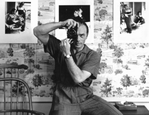 Yul Brynner At Home in Hollywood 1958 © 1978 Sid Avery - Image 0056_0003