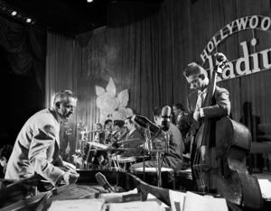 Stan Kenton at the Hollywood Palladium1953© 1978 Sid Avery - Image 0057_0119